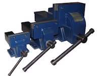 Mitco All Steel Bench Vice (4706)