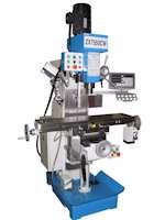 THMT ZX7550CW Mill & Drill Milling Machine (4636)