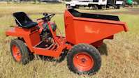 Winget 1B1500 Dumper Vehicles/Trailers Vehicles/Trailers (5165)