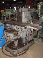 Correa F2UE Universal Milling Machine (4466)