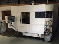 Chiron FZ-18W Vertical CNC Machining Centre (5693)