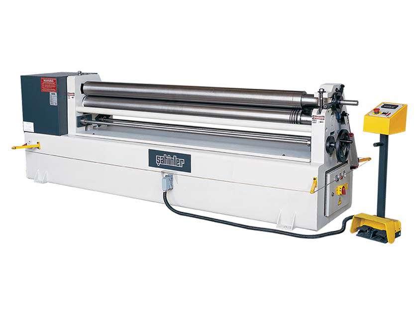 Sahinler Isitan IRM 1270x140 Motorised Plate Roll (3715)
