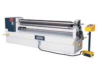 Sahinler IRM 1270x140 Motorised Plate Roll (3715)