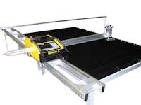 HG Hugong Intecut 5 - 1500x3000 CNC Plasma Machine (5485)