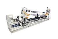 Sahinler EFM 6 Flanging Machine (6139)