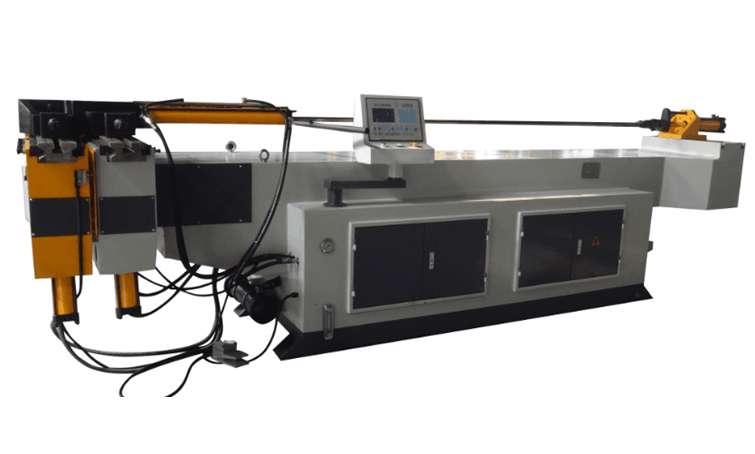 New Machine - THMT DW75NCB Mandrel Pipe Bender (6124) - TH