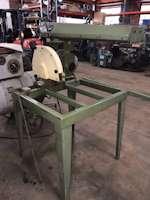Austro MS Radial-Arm Saw Woodworking Machine (6230)