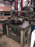 Austro F90L Spindle Woodworking Machine (6231)