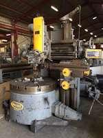 "Bullard 50"" Vertical Boring Mill (6011)"