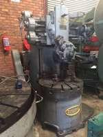 "Bullard 34"" Vertical Boring Mill (6012)"