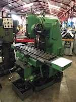 Parkson 2V Vertical Milling Machine (6317)
