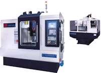THMT XH713G (VMC650) Vertical CNC Machining Centre (6405)