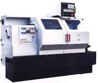 THMT CK6156x1000 Flat Bed CNC Turning Centre (6029)