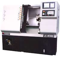 THMT LC-H360 Slant Bed CNC Turning Centre (6399)