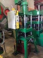 +- 70Ton Hydraulic 4-Pillar Press (6376)