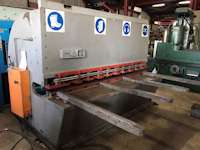 Elga 12x2450 Hydraulic Guillotine (6480)