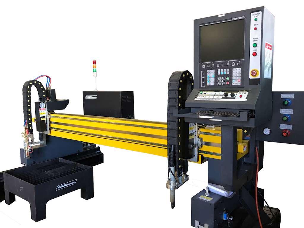 HG Hugong Econocut 3500 CNC Plasma Machine (6534)