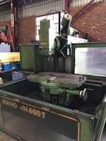Maho MH 600T Vertical CNC Machining Centre (7627)