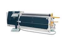Sahinler 4R HS 25-260 Hydraulic Plate Roll (4318)