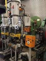 Daniels 60 Ton Hydraulic 4-Pillar Press (7619)