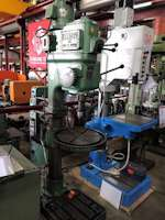 Elliott 4E Geared Head Drilling Machine (8790)