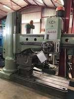 Mas VR6A Radial-Arm Drilling Machine (3939)
