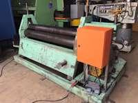 Radicon 207/1800 Motorised Plate Roll (7591)