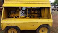 Ingersoll-Rand B310-10 Diesel Compressor (5776)