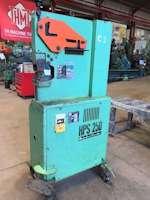 Mubea HPS250 Hydraulic Cropper (8916)