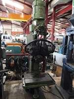 Alfred Herbert Turret Geared Head Drilling Machine (6477)