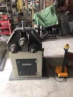 Sahinler PK35F Motorised Section Bender (9002)