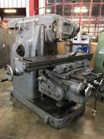 Hitachi Seiki 3ML-U Universal Milling Machine (7595)