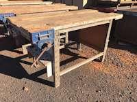 1700 x 750mm Work Bench (6340)