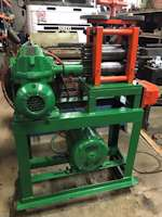 "Radicon 6"" Rolling Mill Motorised Plate Roll (8998)"