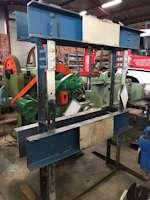 50 Ton Hydraulic H-Frame Press (7560)