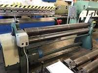 FJ Edwards 8FT-1/4 Motorised Plate Roll (9023)