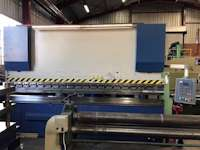 ACL 250 Ton x 4100 Hydraulic Press Brake (8979)