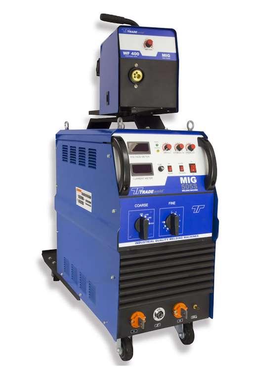 Tradeweld EWM0028-IL MIG 505S Transformer Mig Welding Machine (825)