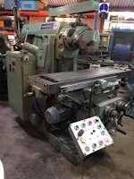Adcock Shipley 2S Universal Milling Machine (7651)