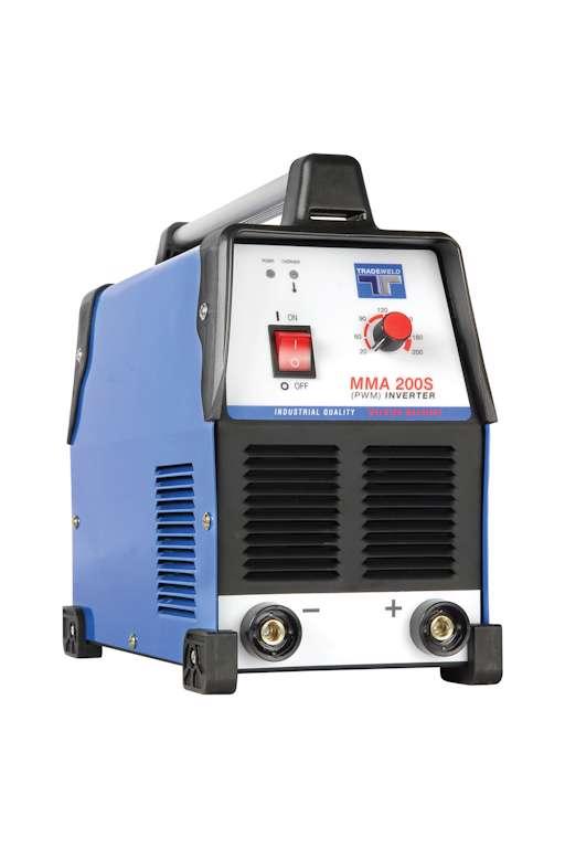 Tradeweld MCOW4098 MMA 160S PWM Inverter Arc Welding Machine (1404)