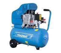 TRADEair MCFRC100-24L1.1kW Piston Compressor (4709)