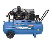 TRADEair MCFRC229-200L2.2kW Piston Compressor (6157)