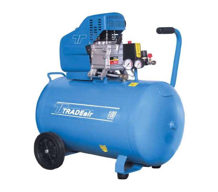 TRADEair MCFRC103-100L1.5kW Piston Compressor (1659)