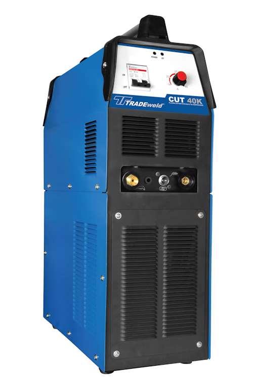 Tradeweld MCOW4082B CUT 40K Inverter Plasma Machine (4710)