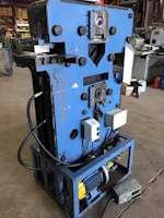50 Ton Hydraulic Cropper (8930)