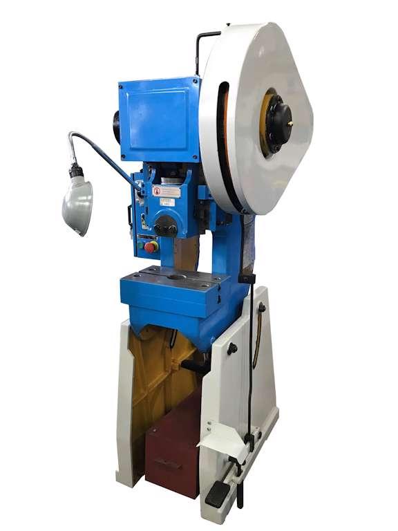 SMAC MP-6.3 (J23-6.3A) Eccentric C-Frame Press (8907)
