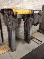 Perkute 130, pit jack Lifting Equipment (4598)
