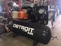 Detroit W-1.14/8 415L Piston Compressor (9283)