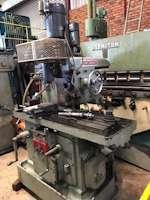 Cincinnati ISO50 Horizontal Spindle Universal Milling Machine (3671)