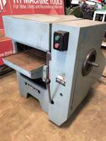 Invicta Delta 400 Thicknesser Woodworking Machine (9215)